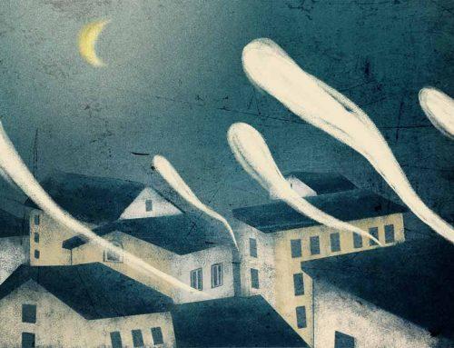 Fantasmi nella notte