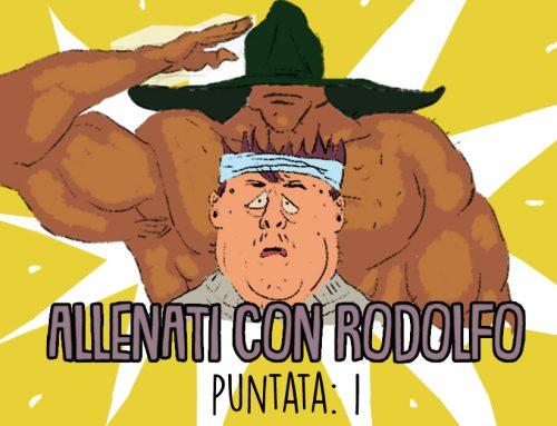Allenati con Rodolfo | Fumetto & Tutorial