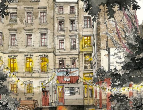 Fabio Barilari a Trastevere: racconti di un luogo