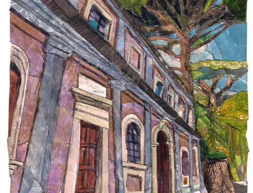 La casa di Michelangelo al Gianicolo