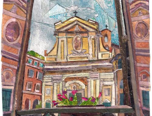 L'origine dello zabaione | La Chiesa di San Baylon