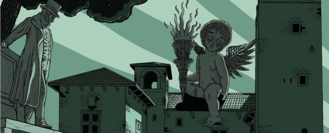 abitare atrastevere e i rioni romani