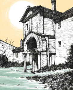 l'orto del convento