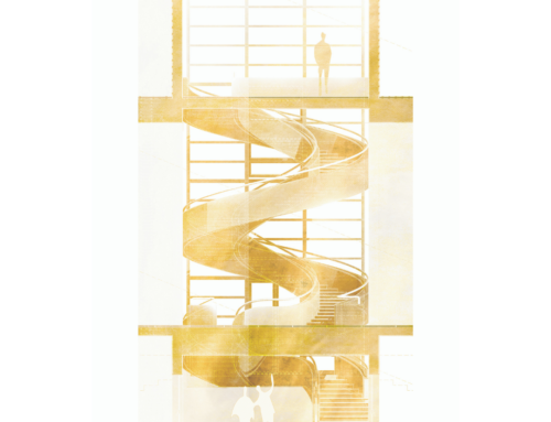 Scale elicoidali | Intervista all'architetto Davide Giambelli